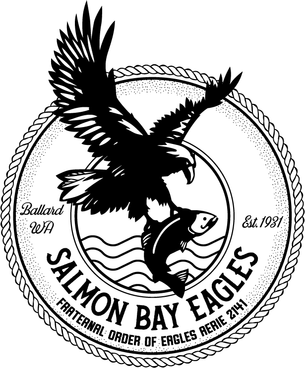 Salmon Bay Eagles 2141 Logo
