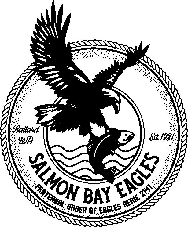 Salmon Bay Eagles 2141 Logo